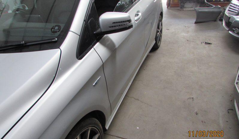 Mercedes B180 CDI Blueefficiency W246 de 2012 para peças completo