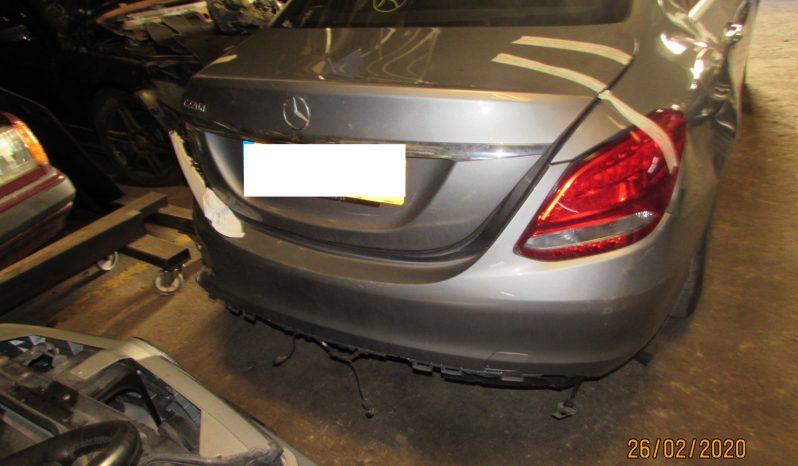 Mercedes C220 Bluetec W205 de 2013 para peças completo