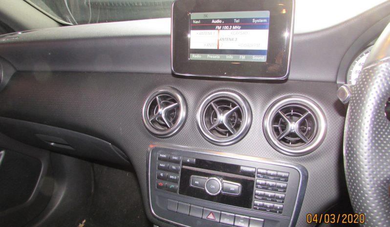 Mercedes A200 CDI Blueefficiency W176 de 2012 para peças completo