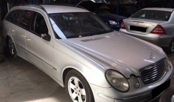 Mercedes E220 Cdi Station Avantgarde 2004 W211 para peças completo