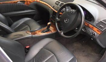 Mercedes E270 Cdi Elegance 2003 para peças completo
