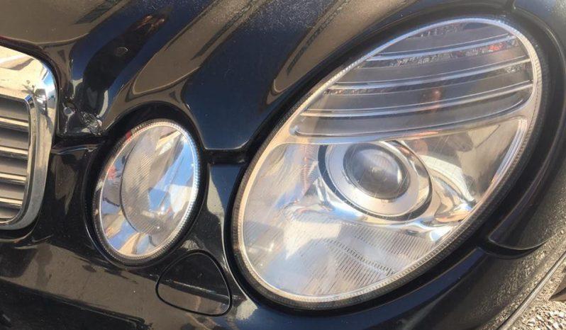Mercedes E220 CDI W211 de 2007 para peças completo