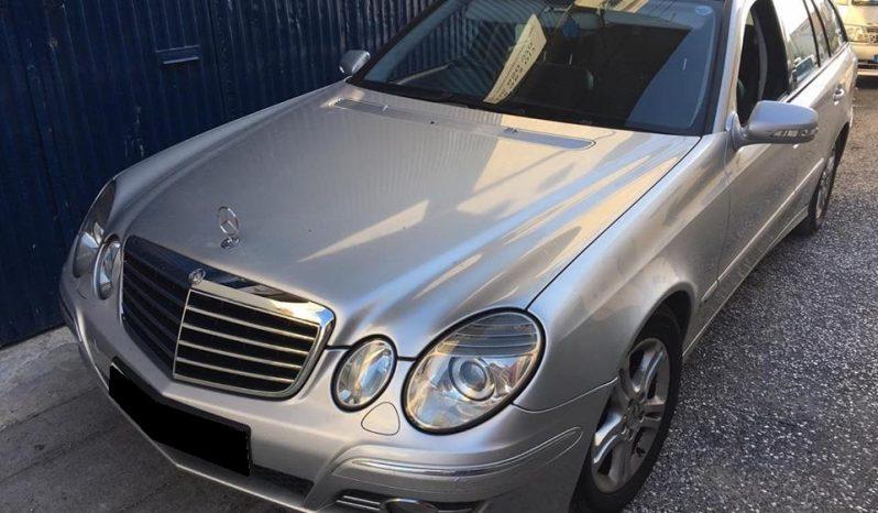 Mercedes E220 Cdi Station 2007 W211 para peças completo