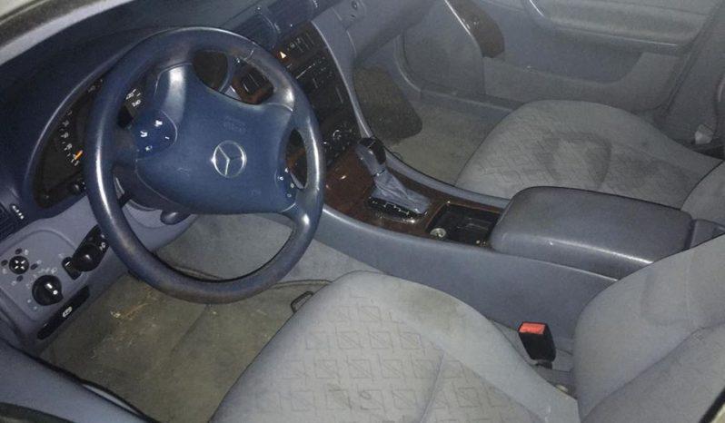 Mercedes C270cdi de 2004 W203 para peças completo