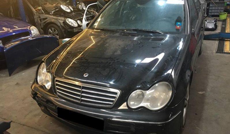 Mercedes C220cdi station de 2001 W203 para peças completo
