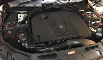Mercedes C220cdi de 2009 W204 para peças completo