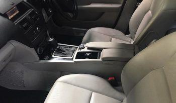 Mercedes C200 Cdi W204 Blue Efficiency de 2010 para peças completo