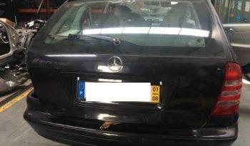 Mercedes C220 Cdi Station de 2001 W203 para peças completo