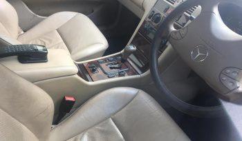 Mercedes E220 cdi Cx Aut w210 de 2000 para peças completo