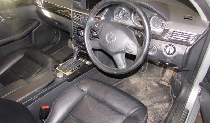 Mercedes E220CDI Station de 2010 W212 para peças completo