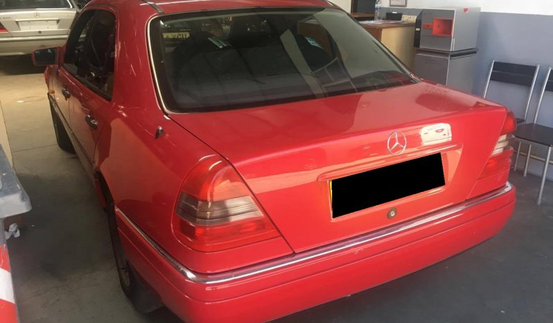 Mercedes C220D 1995 Chicote Grande W202 completo