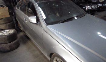 Mercedes C220 CDI de 2008 W204 Tecto Panoramico para peças completo