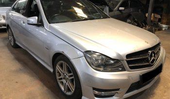 Mercedes C200 CDI Blue Efficiency W204 de 2010 para peças completo