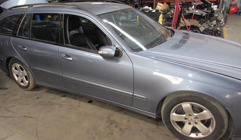 Mercedes E220 CDI Station W211 de 2005 para peças completo