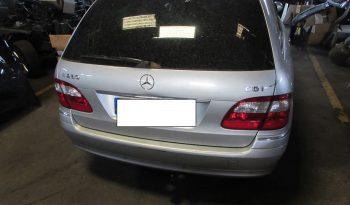 Mercedes E280 CDI V6 Stacion W211 de 2004 para peças completo
