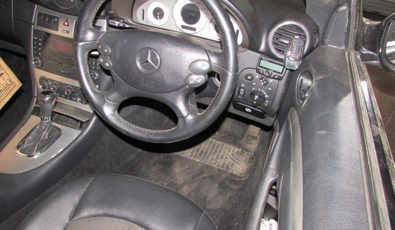 Mercedes CLK 220 CDI W209 de 2006 para peças completo