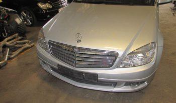 Mercedes C220 CDI Station W204 de 2008 para peças completo