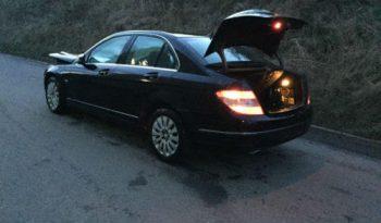 Mercedes C250 CDI Blueefficiency W204 de 2010 completo