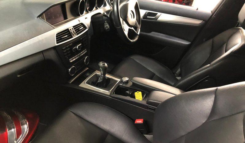Mercedes C250 CDI Station Blue efficiency W204 de 2010 para peças completo