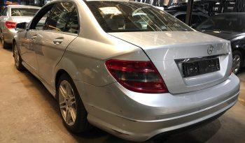 Mercedes C200 CDI Station Blueefficiency W204 de 2010 para peças completo