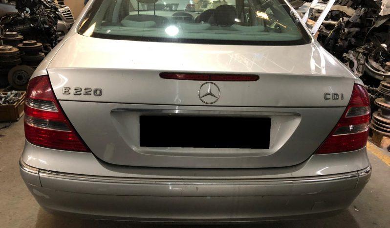 Mercedes E220 CDI Station W211 de 2007 para peças completo