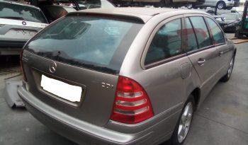 Mercedes C220 CDI W203 de 2005 para peças completo