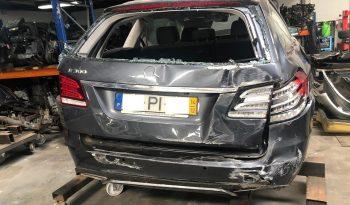 Mercedes E300 Híbrido Station W212 de 2014 para peças completo