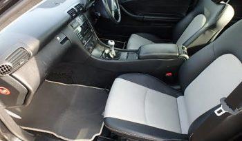 Mercedes Sportcoupé C220 CDI W203 de 2008 completo