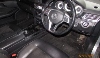 Mercedes E220 Bluetec Station W212 de 2013 para peças completo