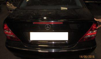 Mercedes C220 CDI de 2006 W203 para peças completo