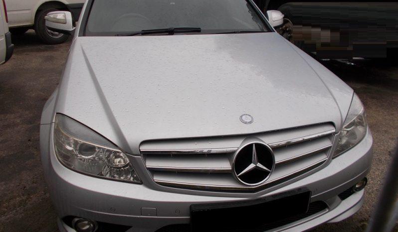 Mercedes C220Cdi de 2008 W204 para peças completo