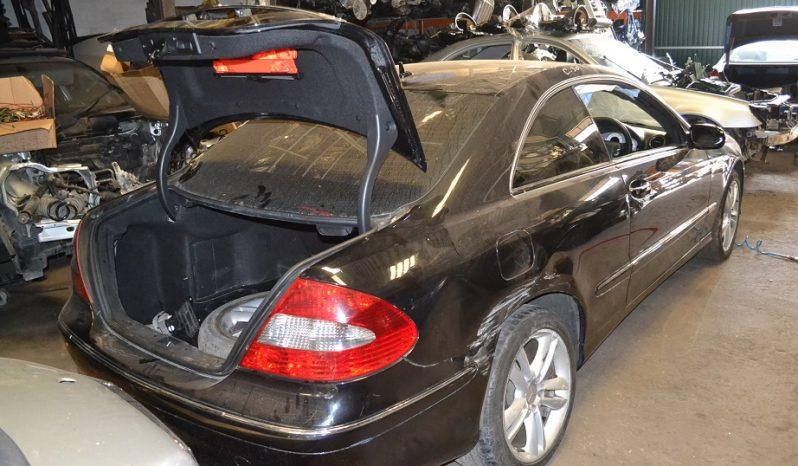 Mercedes CLK 220 cdi 2004 para peças completo