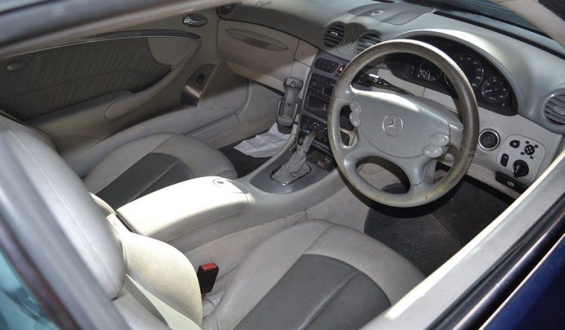 Mercedes CLK 270 cdi 2004 W209 para peças completo