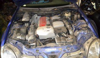 Mercedes SLK 200 Kompressor de 1998 W170 para peças completo
