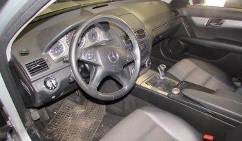 Mercedes C220 CDI W204 para peças completo