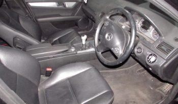 Mercedes C220 CDI W204 de 2008 para peças completo