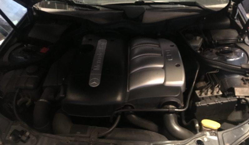 Mercedes C220 Cdi de 2000 W203 para peças completo