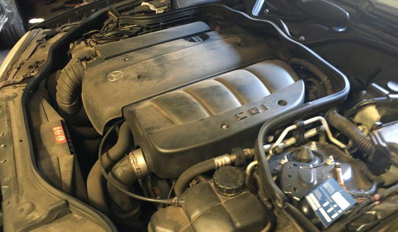 Mercedes E 220 Cdi Station de 2004 W211 para peças completo