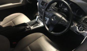 Mercedes C220 CDI (W204) de 2007 para peças completo