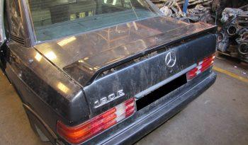 Mercedes 190E de 1992 (W201) para peças completo
