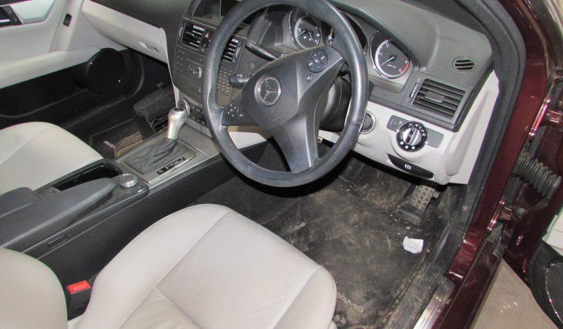Mercedes W204 Cdi de 2008 para peças completo