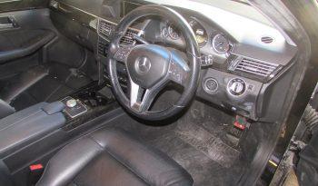 Mercedes E220 cdi blueefficiency Stacion W212 para peças completo