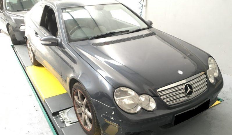 Mercedes Sportcoupé 220 Cdi de 2006 Aut. W203 para peças completo
