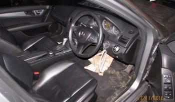 Mercedes C220 CDI de 2010 w204 AMG para peças completo